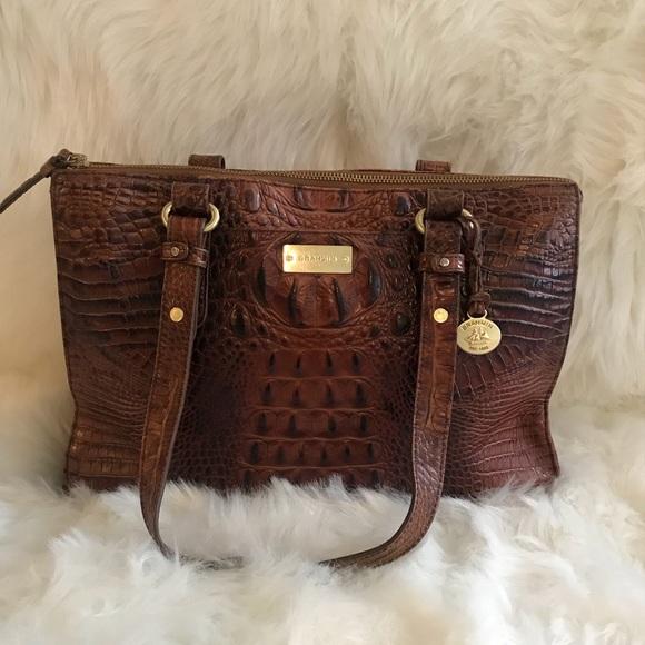 ef6f633d9c73 Brahmin Handbags - Brahmin Pecan shoulder bag